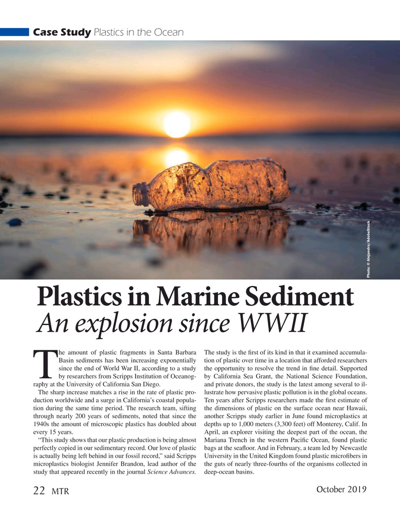 Marine Technology Magazine, page 22,  Oct 2019
