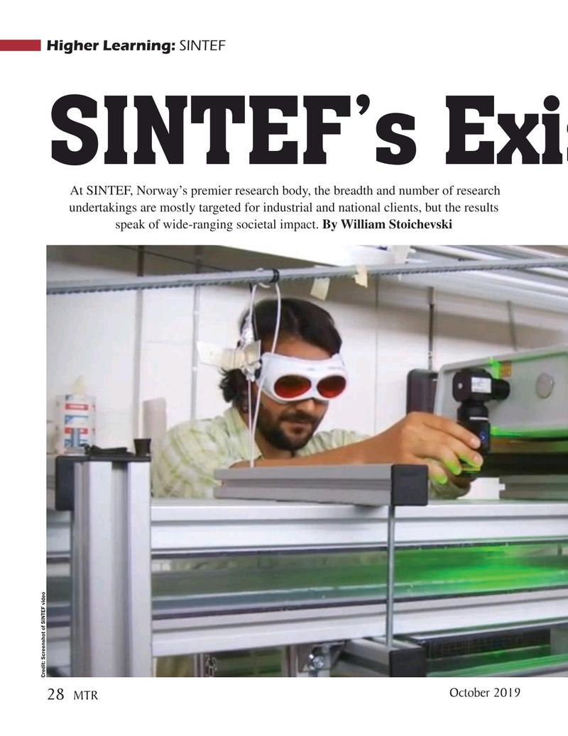 Marine Technology Magazine, page 28,  Oct 2019