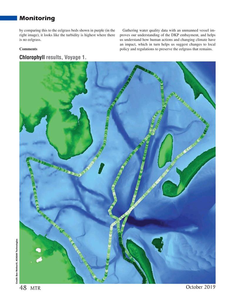 Marine Technology Magazine, page 48,  Oct 2019