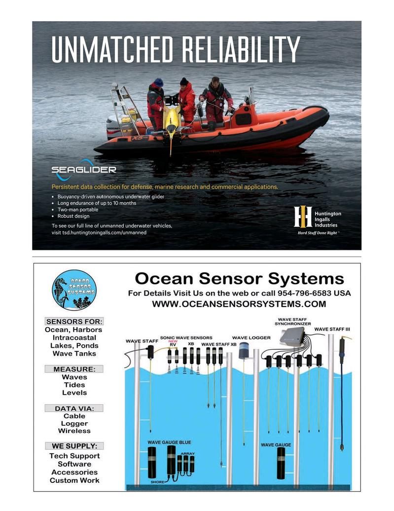 Marine Technology Magazine, page 17,  Oct 2020
