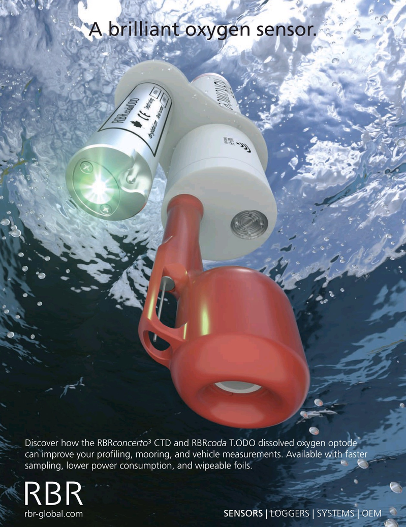 Marine Technology Magazine, page 4th Cover,  Oct 2020