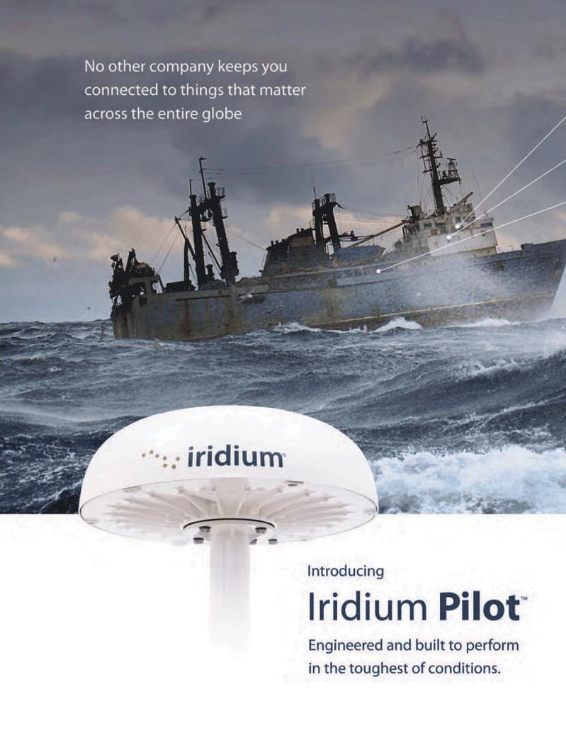 Maritime Logistics Professional Magazine, page 32,  Q1 2012