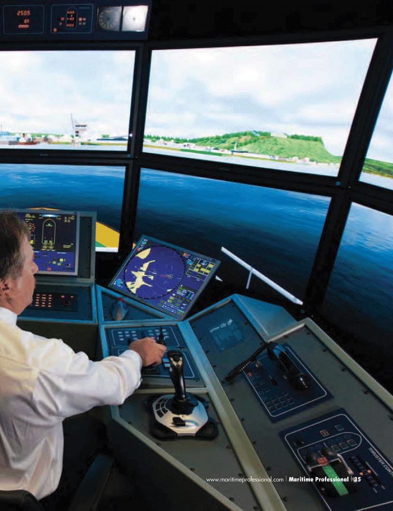 Maritime Logistics Professional Magazine, page 35,  Q1 2012