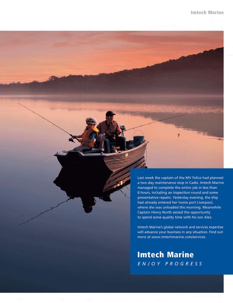 Maritime Logistics Professional Magazine, page 33,  Q4 2012