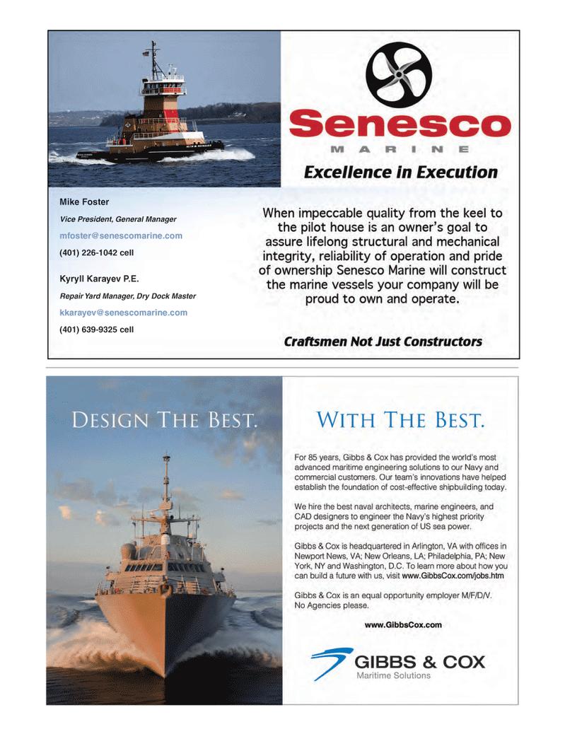 Maritime Logistics Professional Magazine, page 17,  Q1 2014