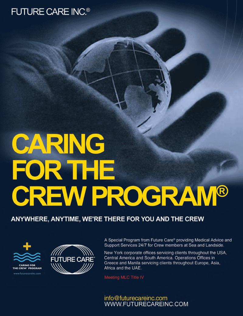 Maritime Logistics Professional Magazine, page 5,  Q1 2014