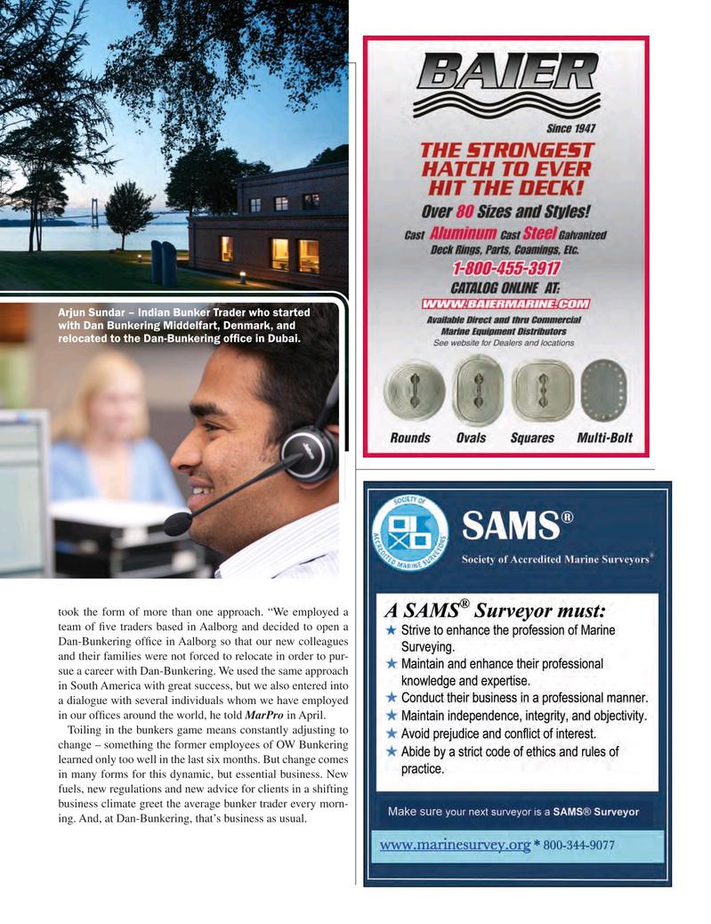 Maritime Logistics Professional Magazine, page 19,  Q2 2015