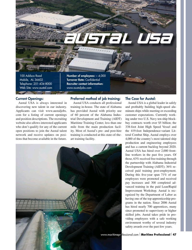 Maritime Logistics Professional Magazine, page 47,  Q3 2015