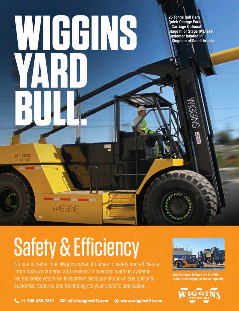 Maritime Logistics Professional Magazine, page 29,  Jul/Aug 2018