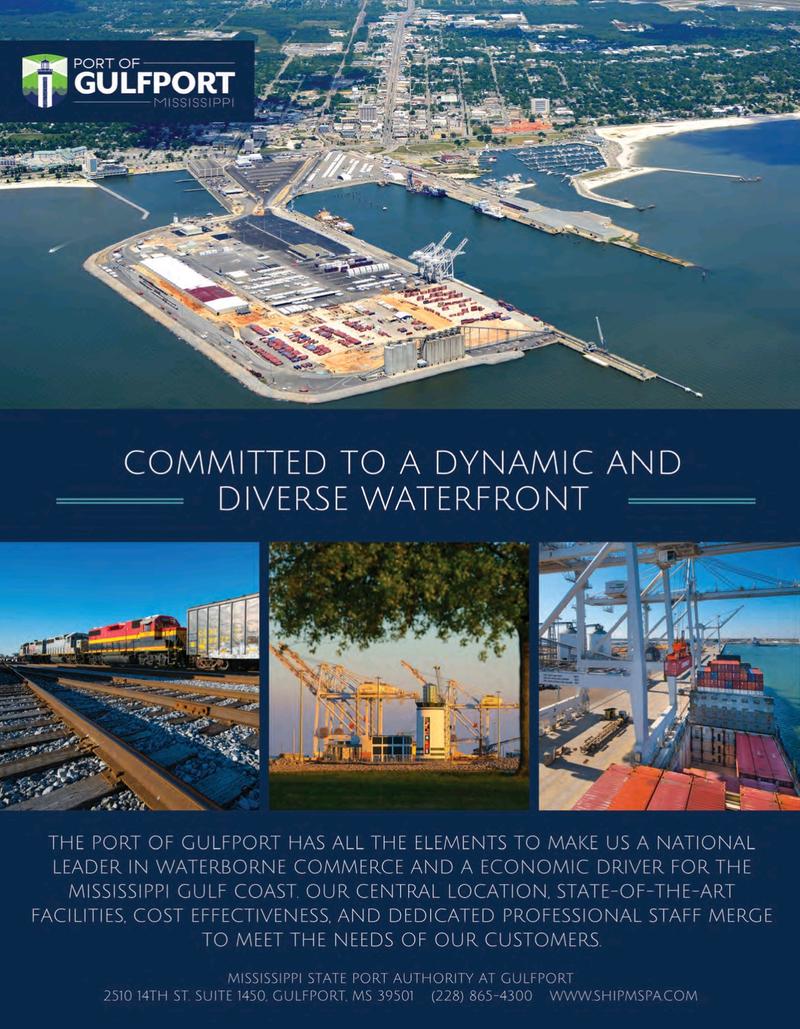 Maritime Logistics Professional Magazine, page 37,  Nov/Dec 2018
