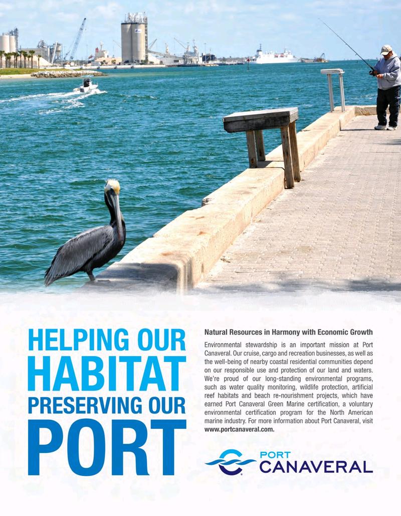 Maritime Logistics Professional Magazine, page 7,  Nov/Dec 2018