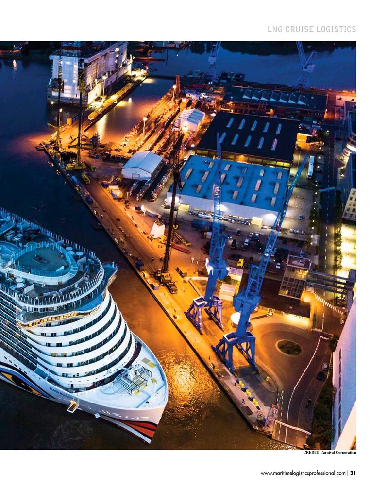 Maritime Logistics Professional Magazine, page 31,  Jan/Feb 2019