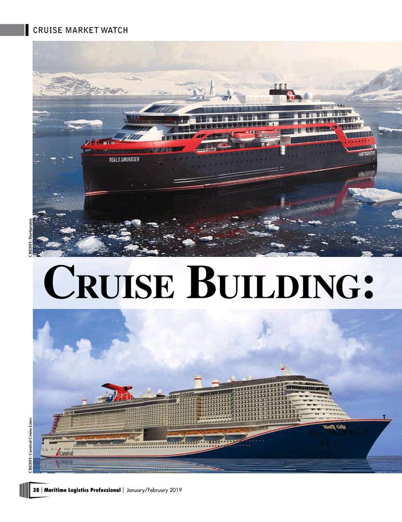 Maritime Logistics Professional Magazine, page 38,  Jan/Feb 2019