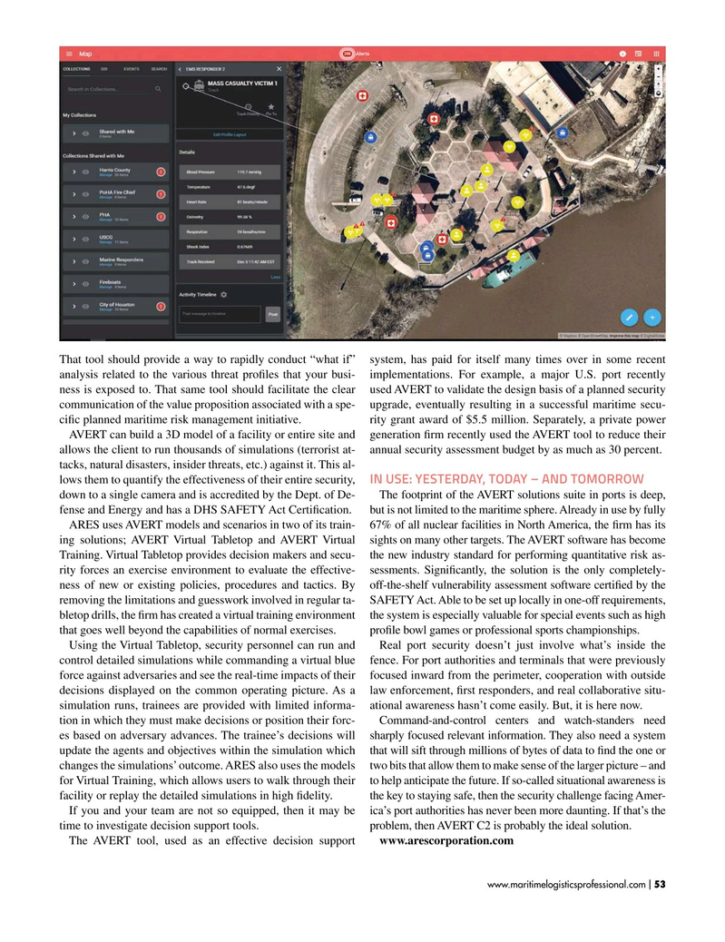 Maritime Logistics Professional Magazine, page 53,  Jan/Feb 2019