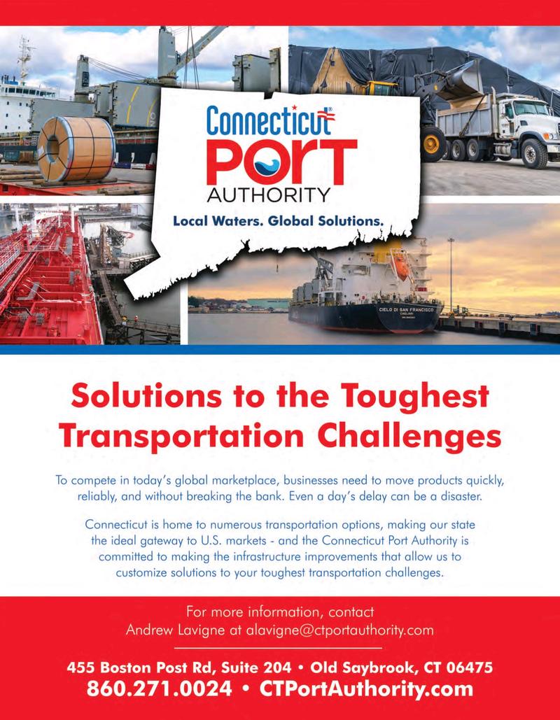 Maritime Logistics Professional Magazine, page 9,  Sep/Oct 2019