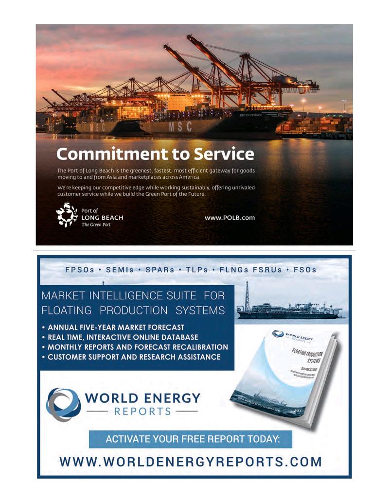 Maritime Logistics Professional Magazine, page 5,  Sep/Oct 2019