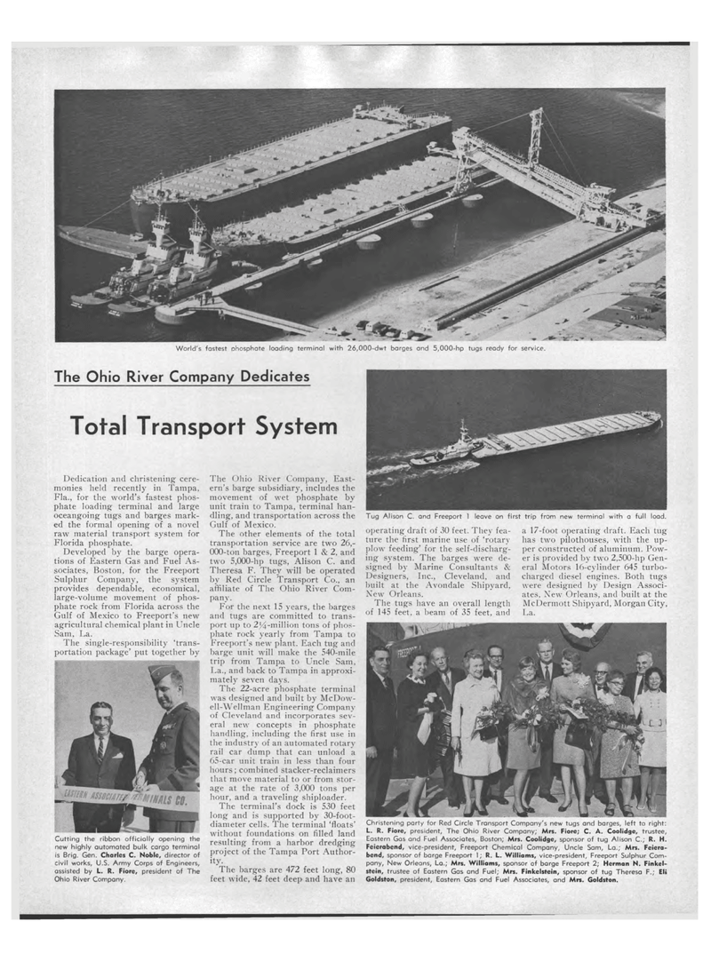 Maritime Reporter Magazine, page 8,  Jan 1969 C. A. Coolidge