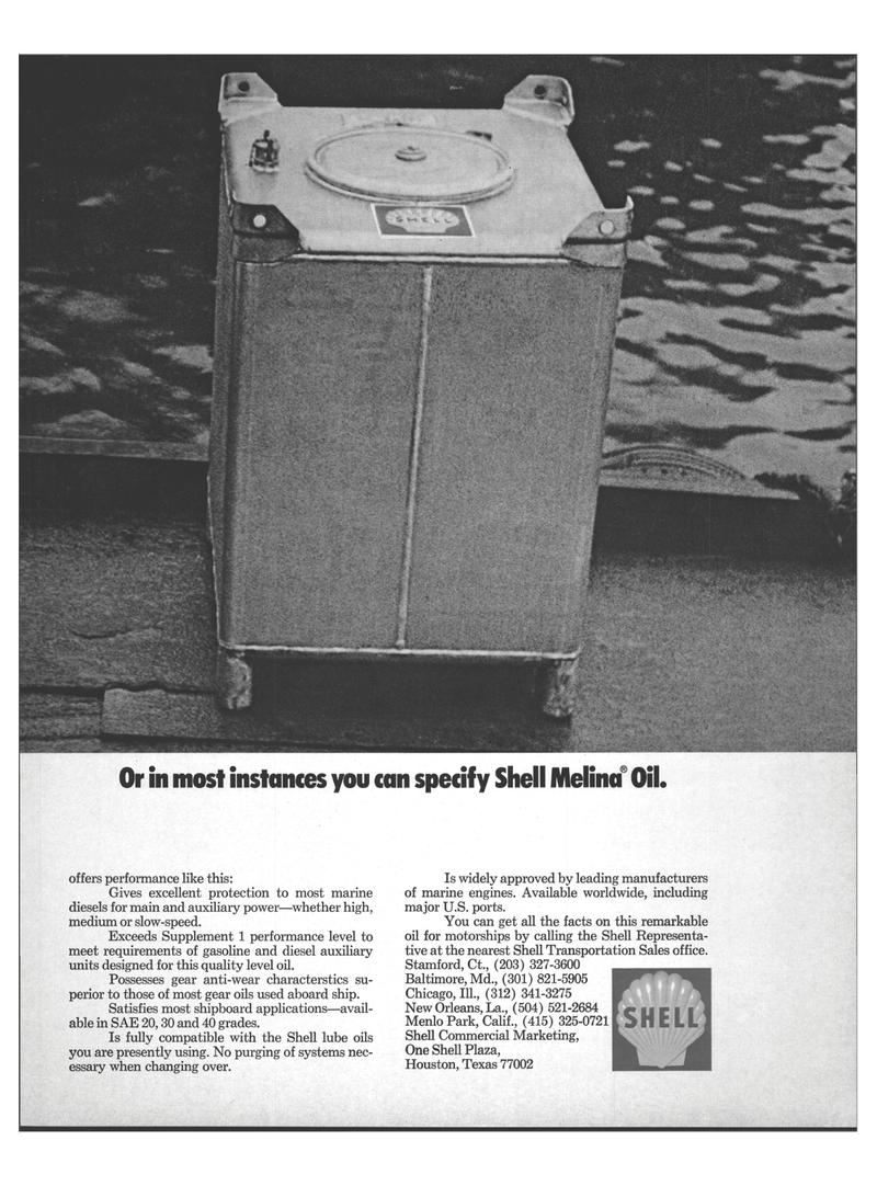 Maritime Reporter Magazine, page 15,  Aug 15, 1971
