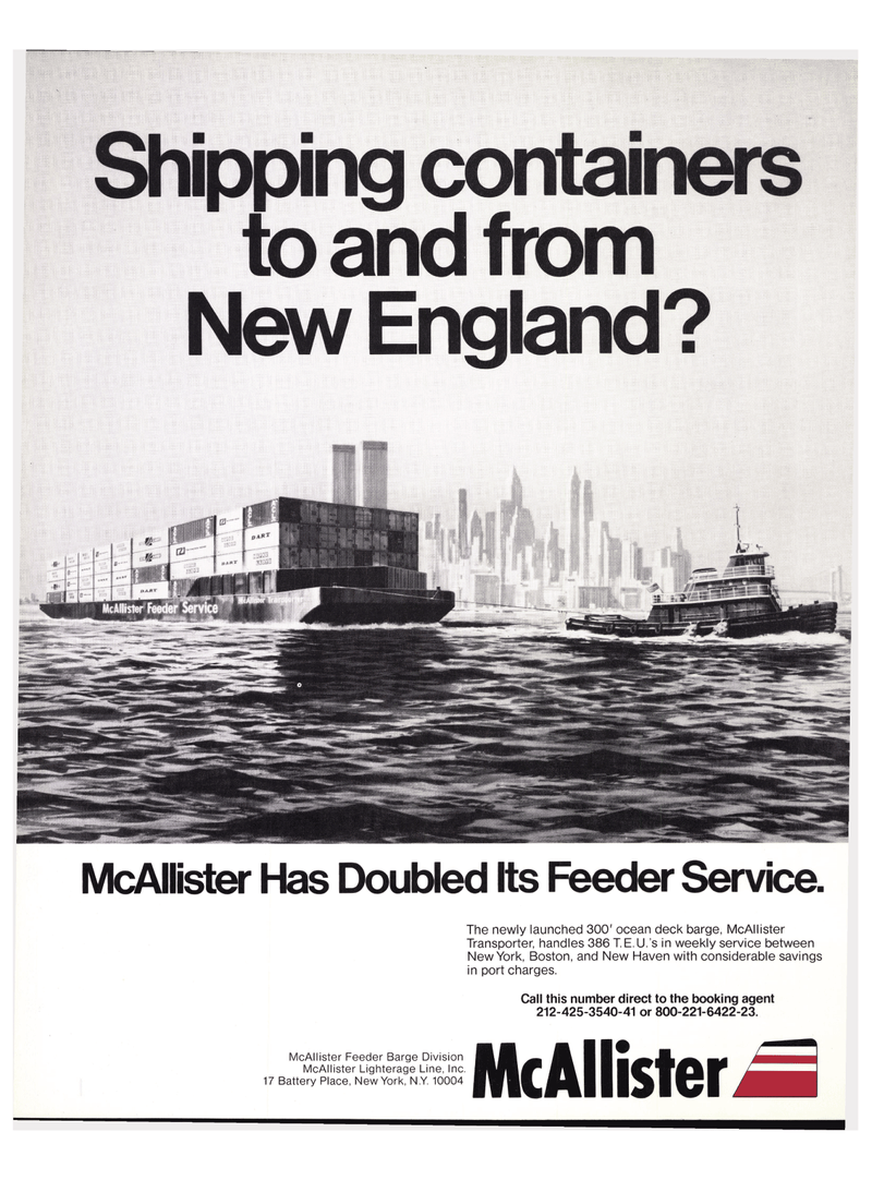 Maritime Reporter Magazine, page 3,  Oct 1977