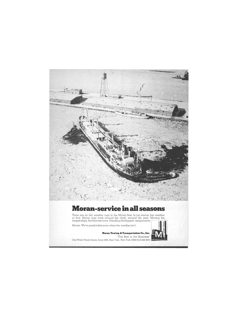Maritime Reporter Magazine, page 7,  Mar 1978 Moran Towing & Transportation Co. Inc.