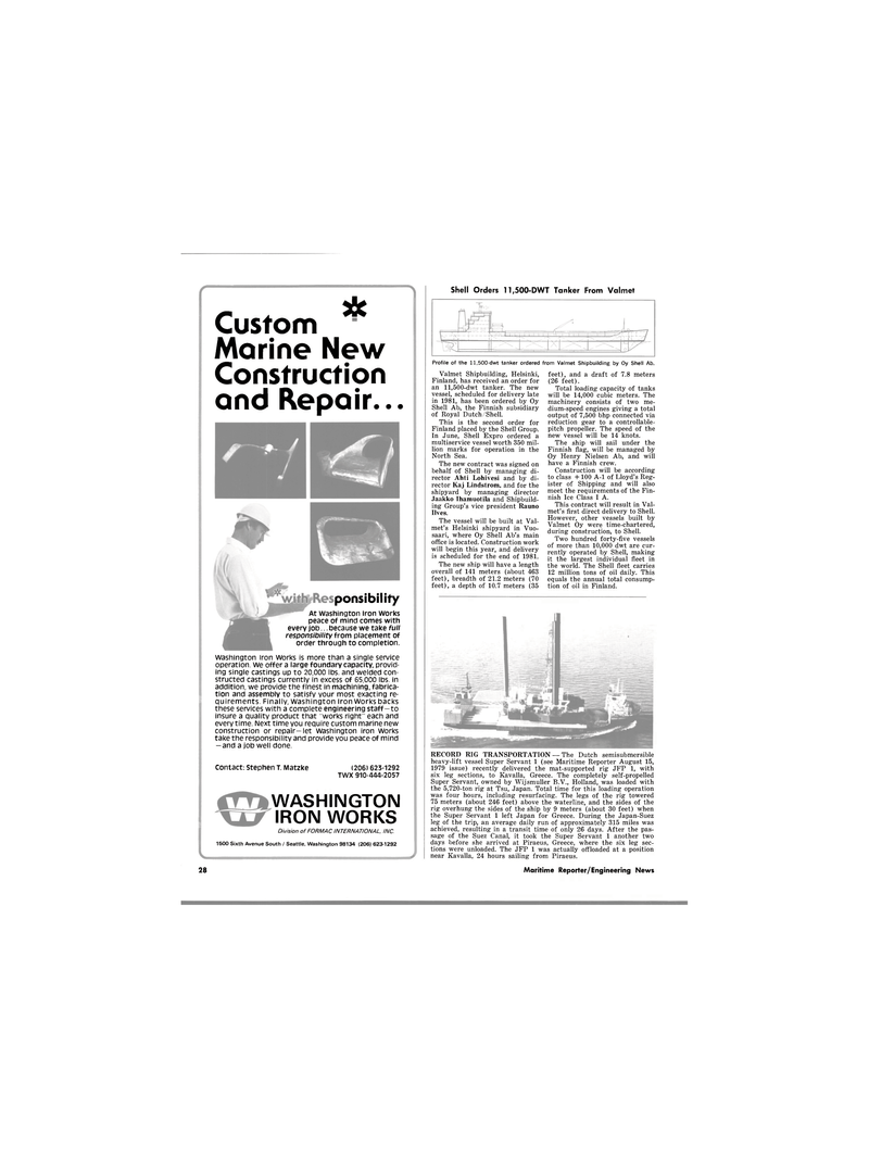 Maritime Reporter Magazine, page 20,  Jan 1980 Ahti Lohivesi