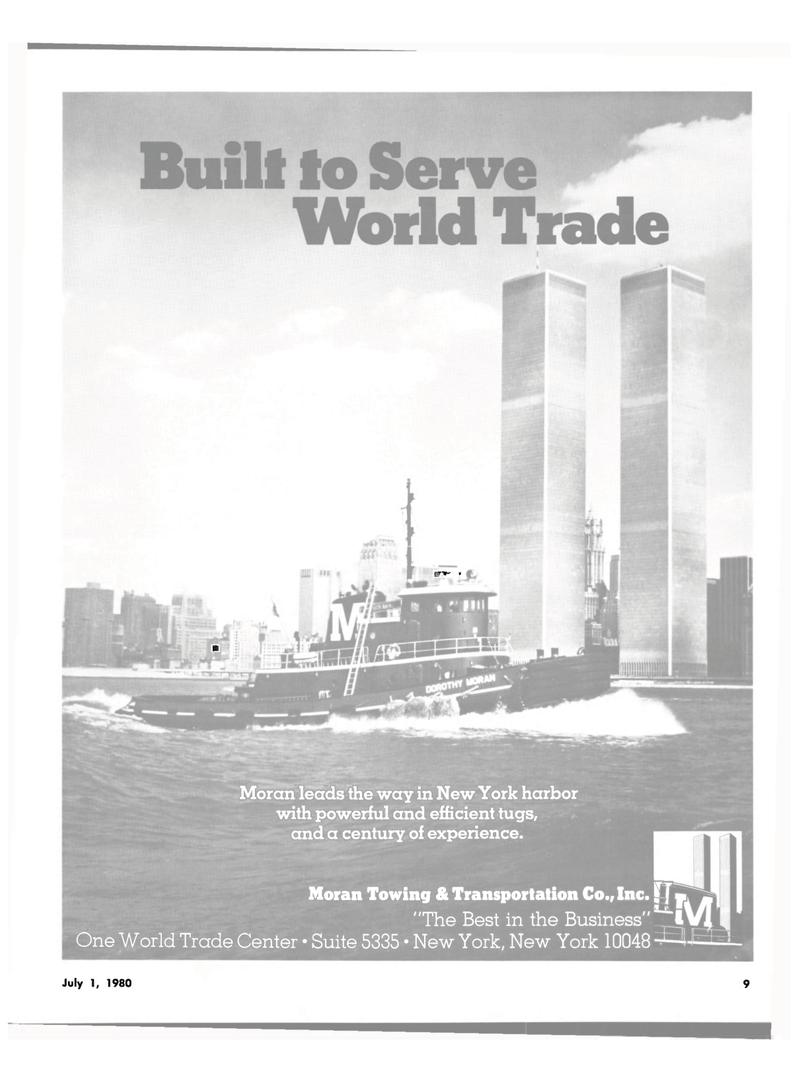 Maritime Reporter Magazine, page 7,  Jul 1980 World Trade Center