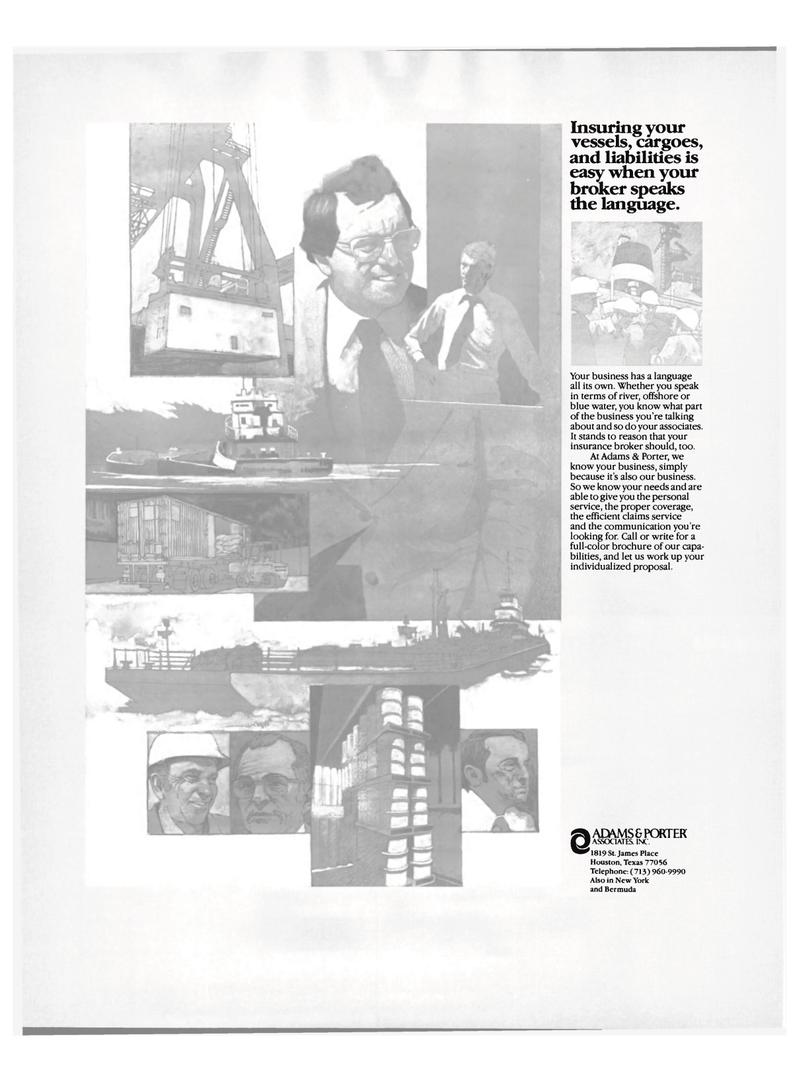 Maritime Reporter Magazine, page 32,  Oct 15, 1980 Bermuda