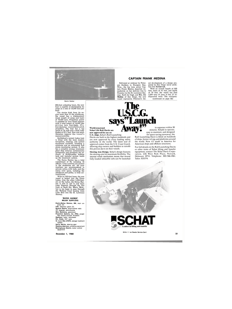 Maritime Reporter Magazine, page 19,  Dec 1980 Ivo Zaninovich