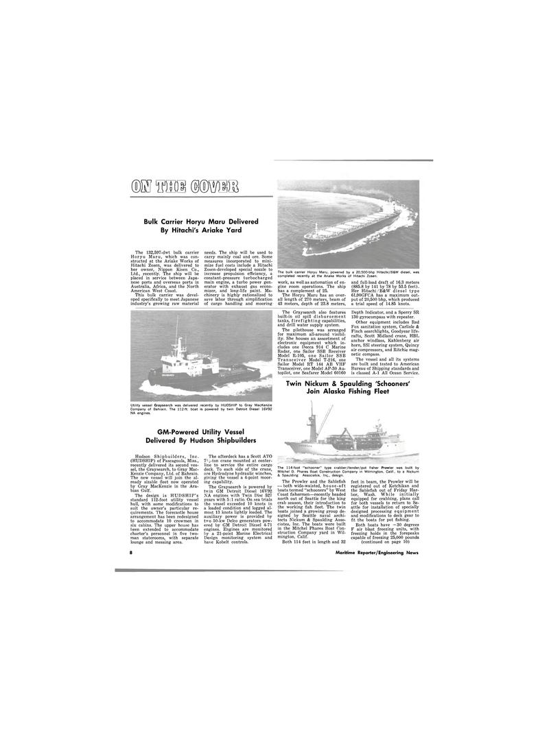 Maritime Reporter Magazine, page 6,  Dec 1980 Washington