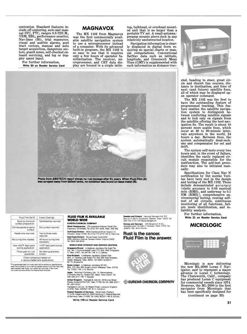 Maritime Reporter Magazine, page 29,  Apr 15, 1981 east coast