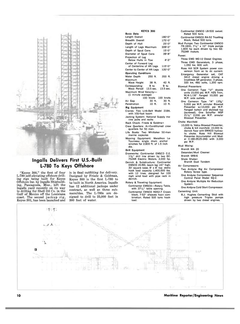 Maritime Reporter Magazine, page 8,  Sep 1981 Louisiana