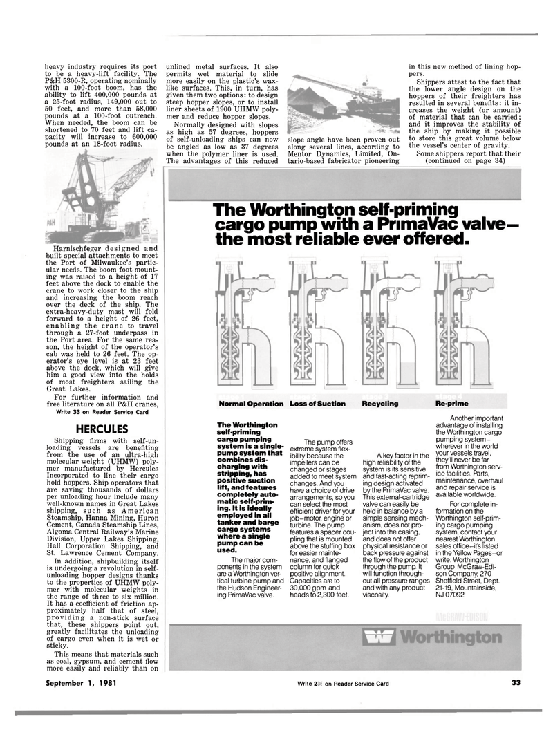 Maritime Reporter Magazine, page 31,  Sep 1981 ship operators