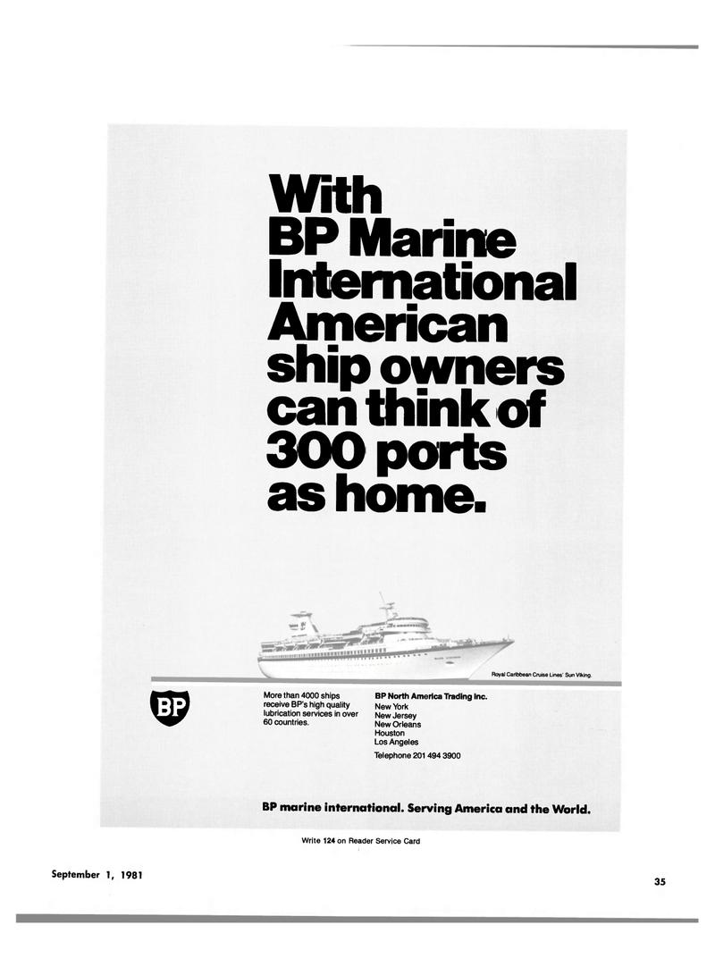 Maritime Reporter Magazine, page 33,  Sep 1981 America