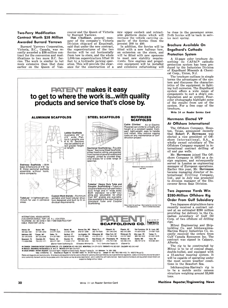 Maritime Reporter Magazine, page 26,  Oct 1981 Texas