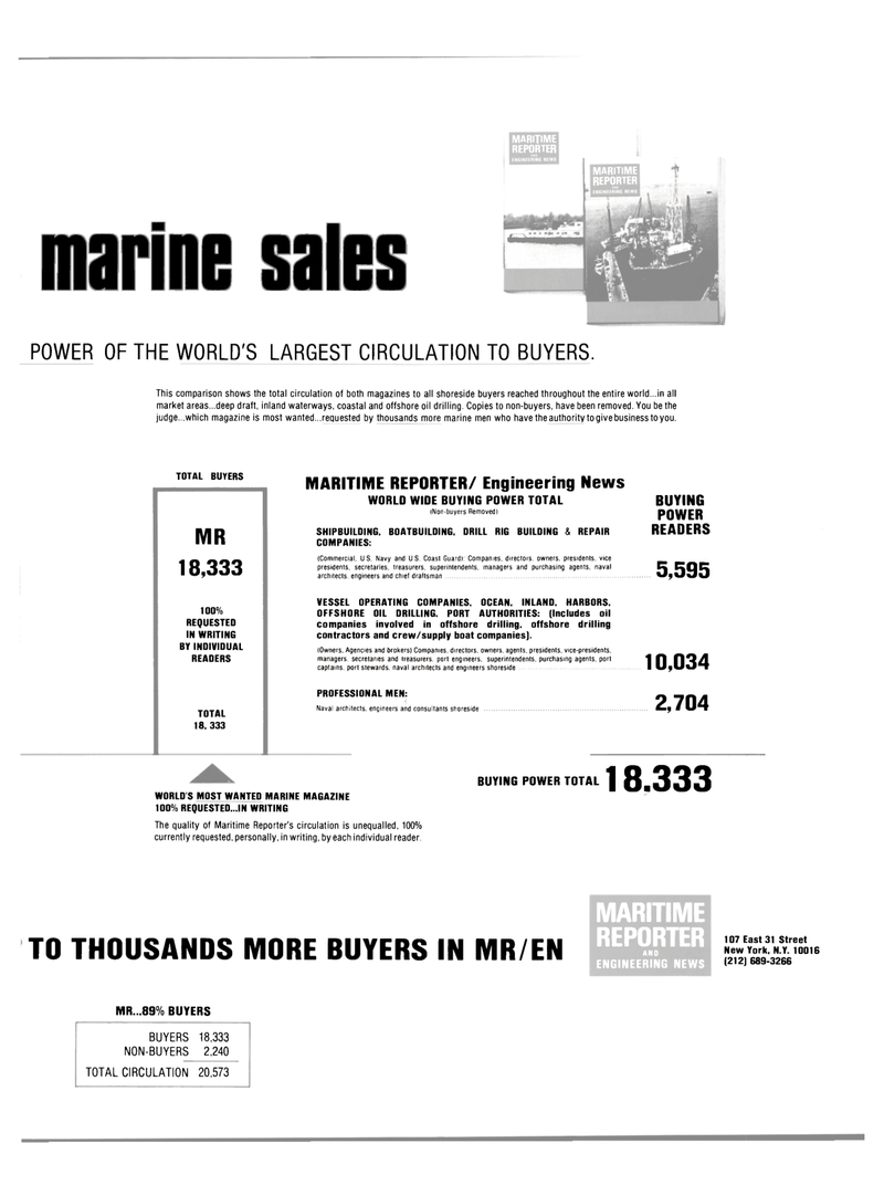 Maritime Reporter Magazine, page 49,  Oct 1981 United States Navy