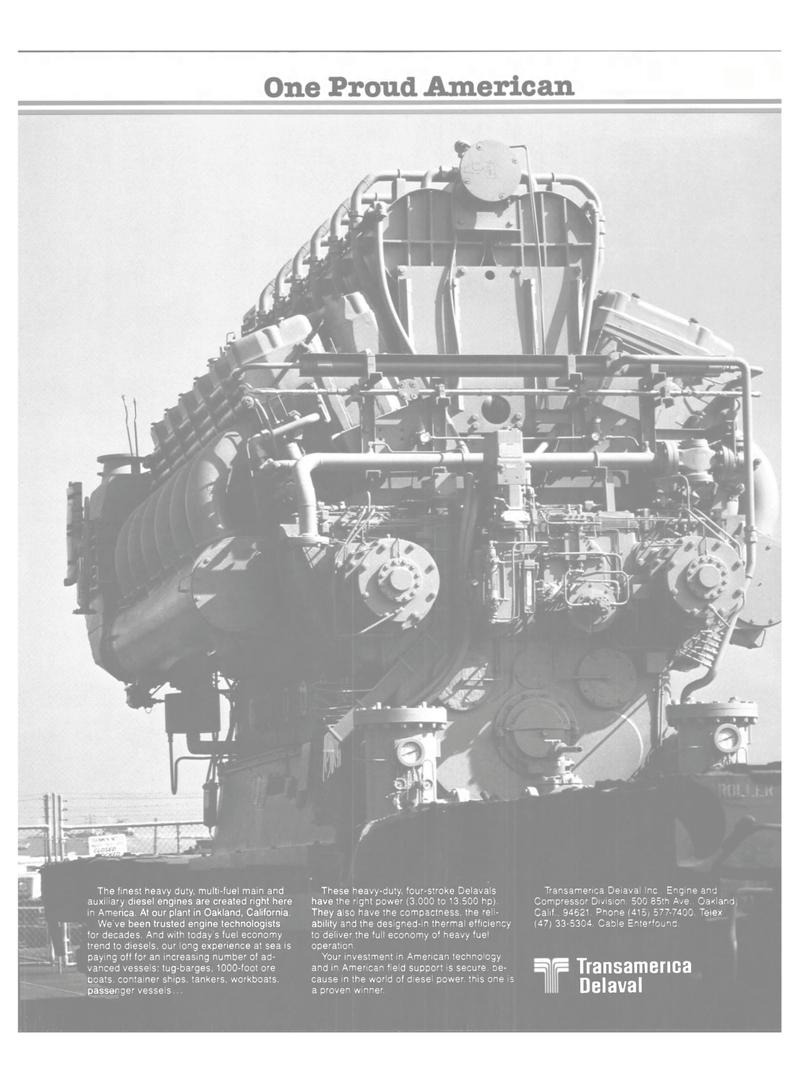 Maritime Reporter Magazine, page 29,  Oct 15, 1981 California