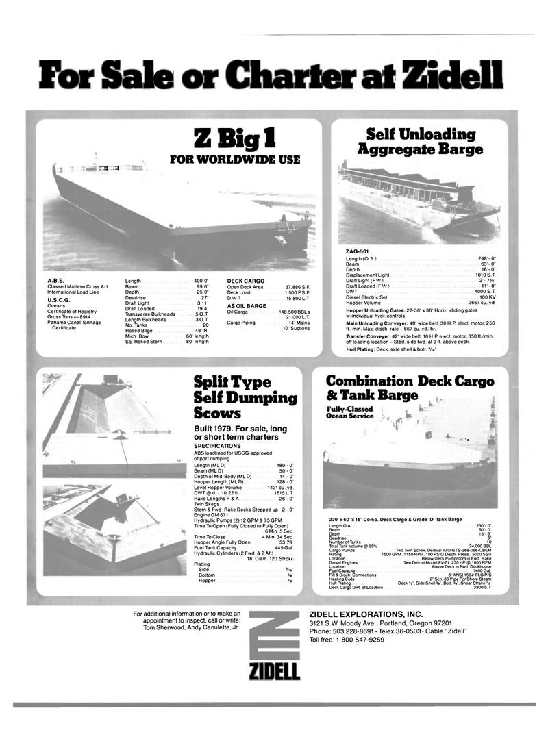 Maritime Reporter Magazine, page 74,  Mar 1983 Sennheiser Set 100 Headphone/Headset