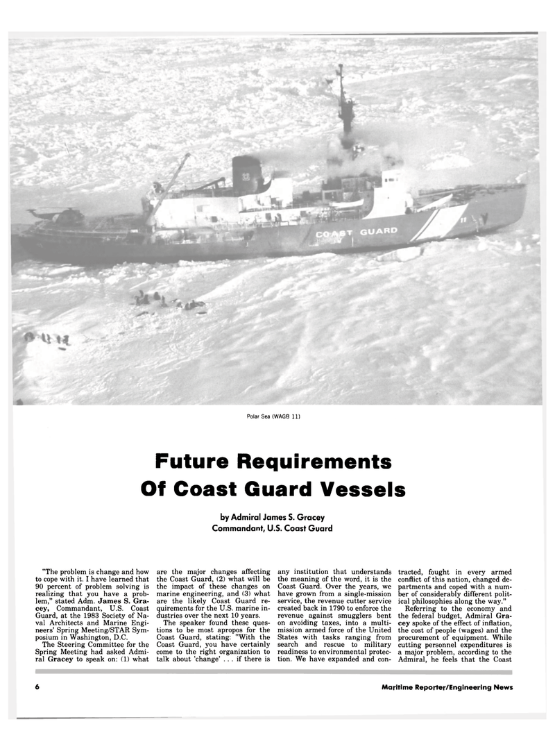 Maritime Reporter Magazine, page 2,  Jul 15, 1983