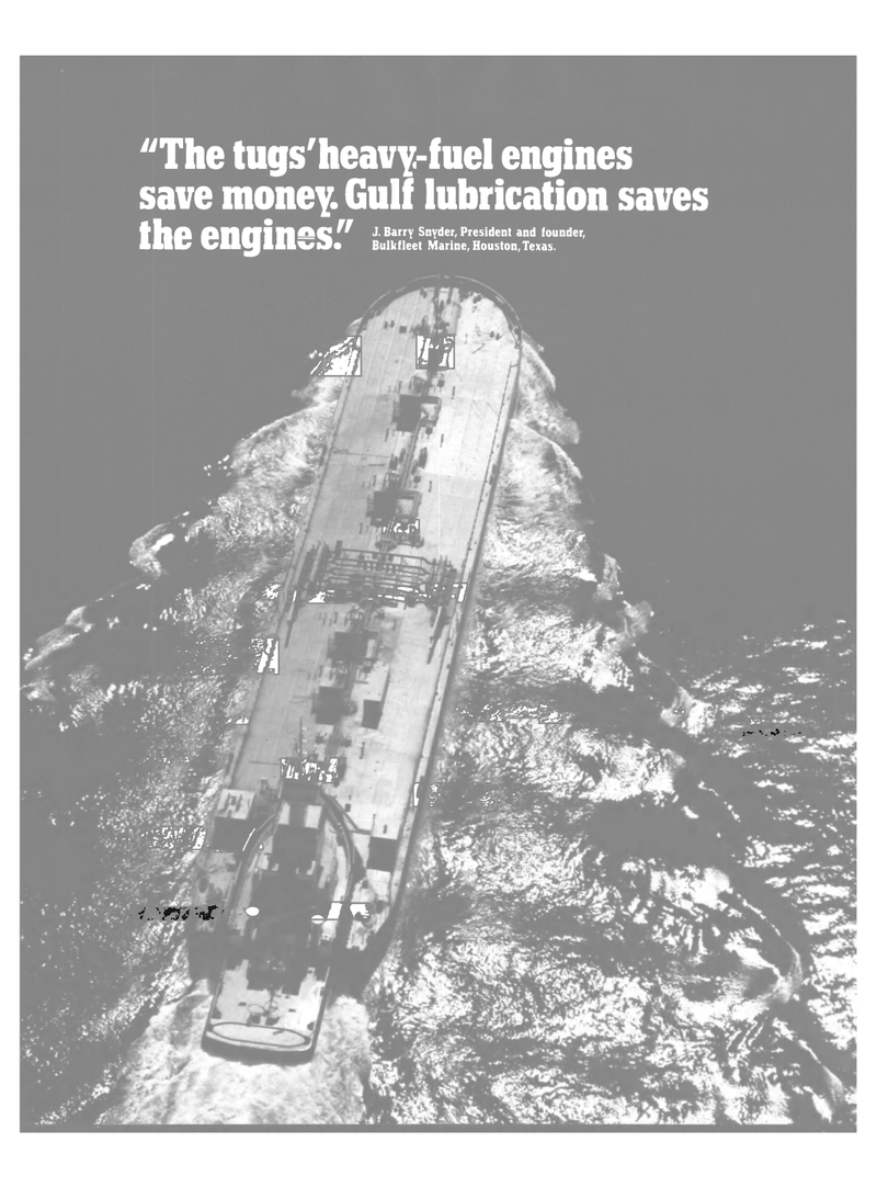 Maritime Reporter Magazine, page 14,  Jan 1984 J. Barry Snyder