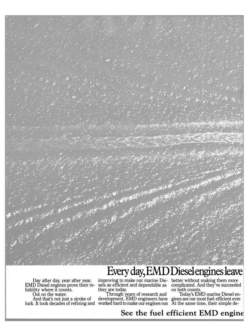 Maritime Reporter Magazine, page 26,  Jan 1984