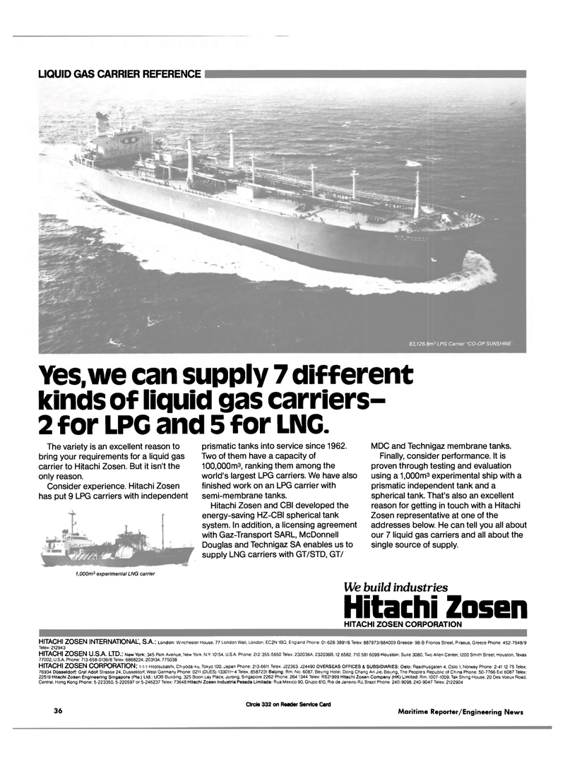 Maritime Reporter Magazine, page 34,  Mar 1985 energy