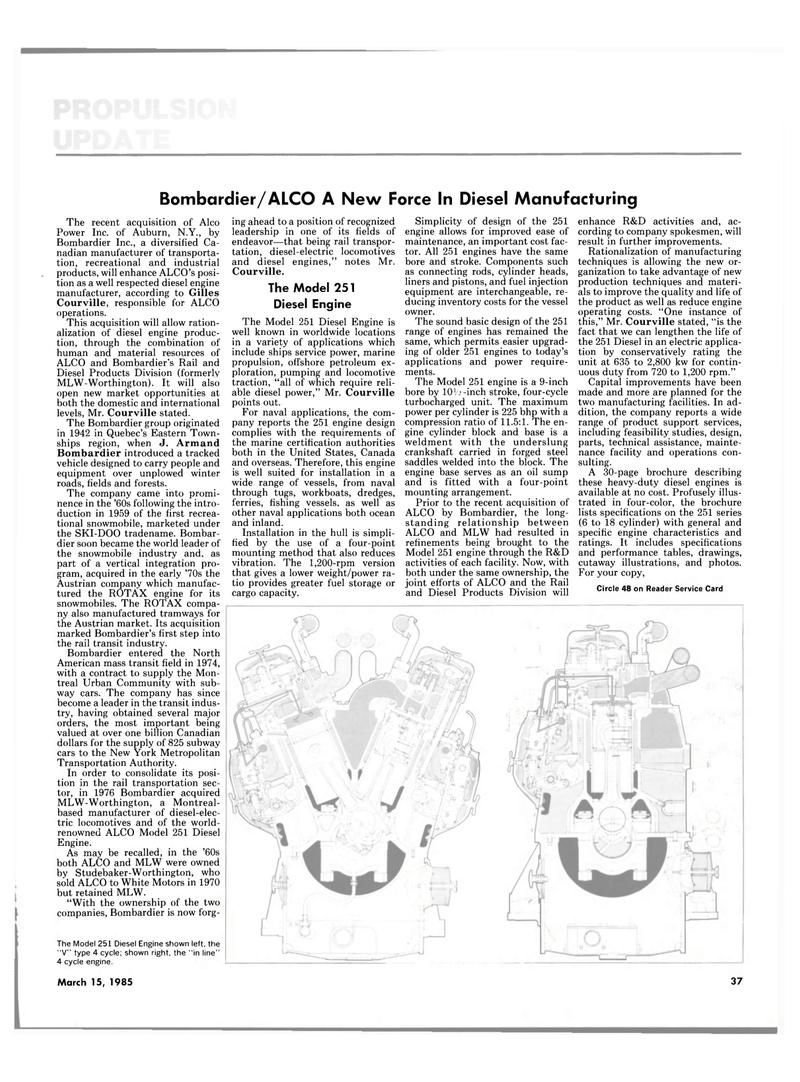 Maritime Reporter Magazine, page 35,  Mar 15, 1985 New York Metropolitan Transportation Authority