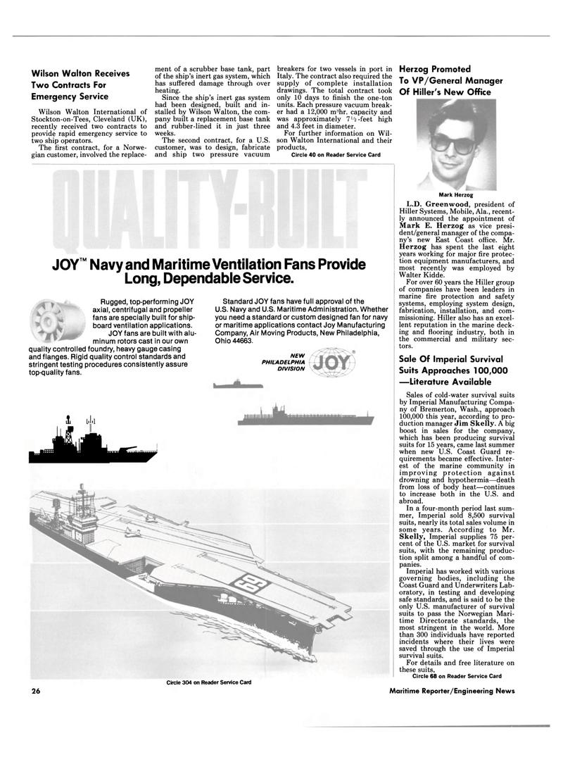 Maritime Reporter Magazine, page 26,  Sep 1985 Alabama