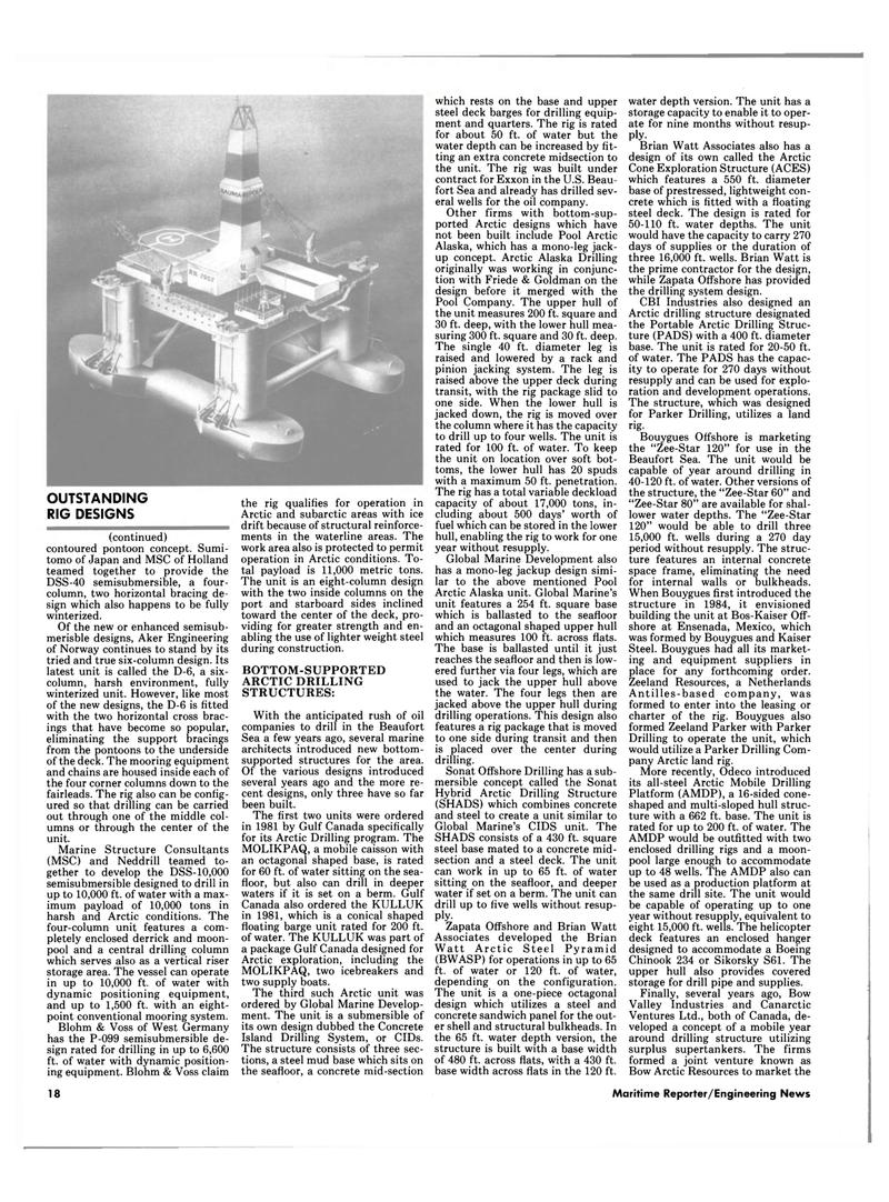 Maritime Reporter Magazine, page 16,  Sep 15, 1985 Chinook