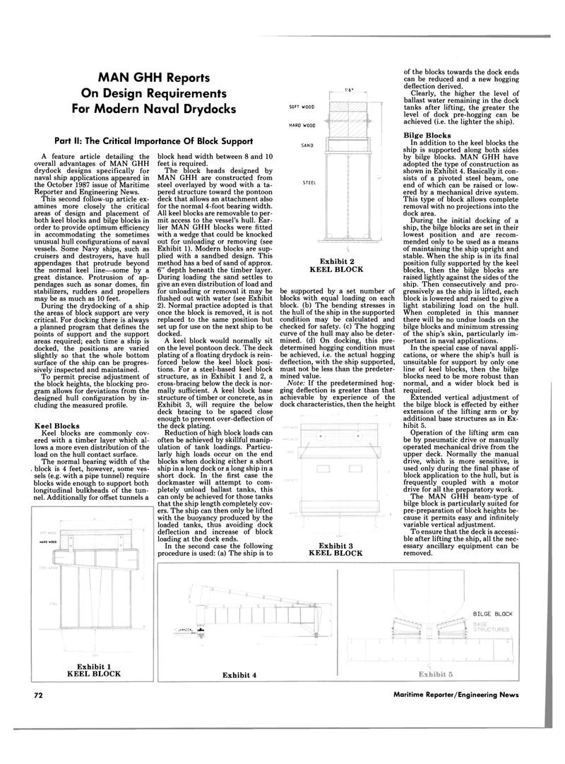 Maritime Reporter Magazine, page 58,  Dec 1987