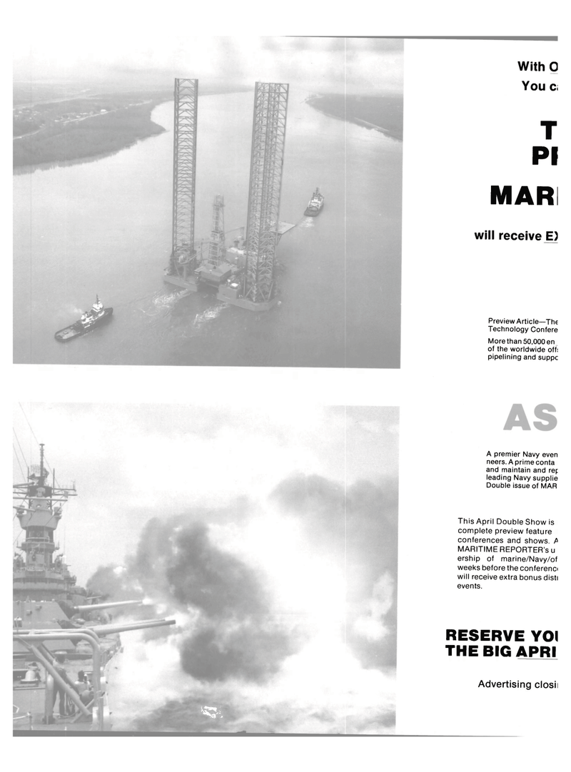 Maritime Reporter Magazine, page 18,  Feb 1989
