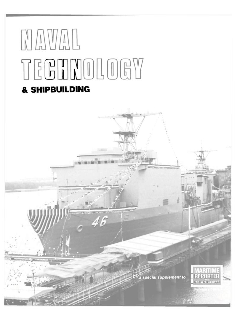 Maritime Reporter Magazine, page 25,  Feb 1989