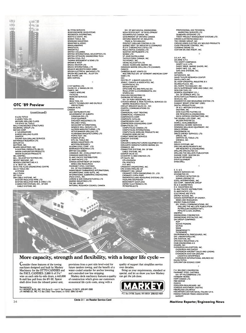 Maritime Reporter Magazine, page 28,  Apr 1989 artificial intelligence