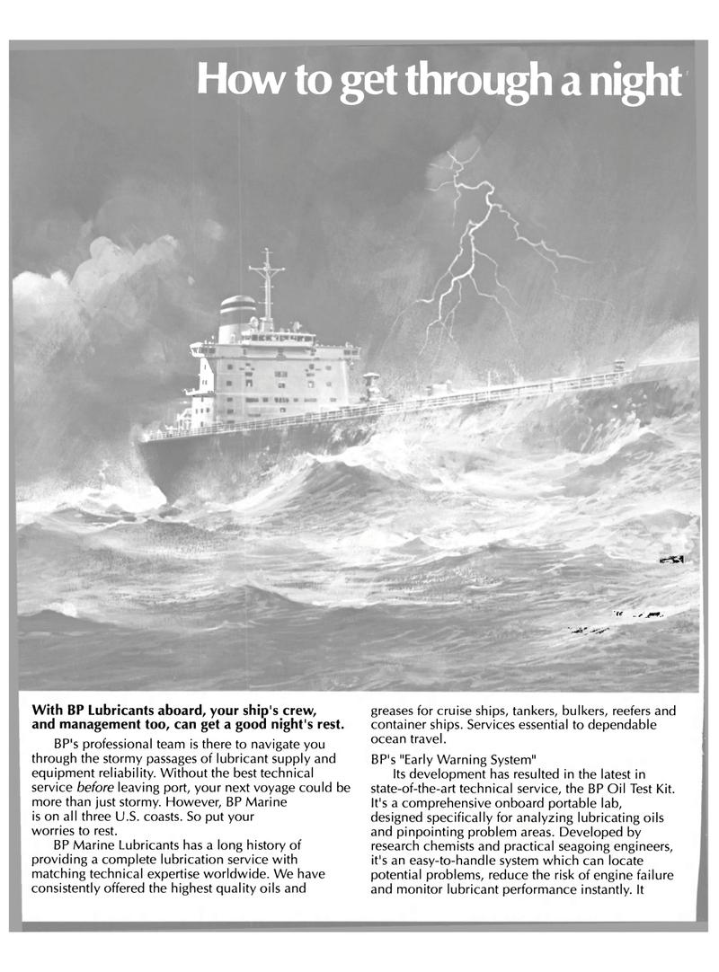 Maritime Reporter Magazine, page 42,  Apr 1989