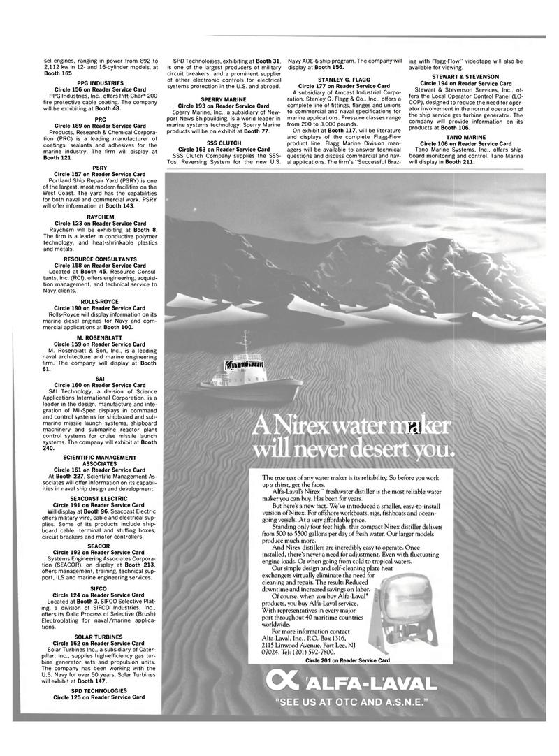 Maritime Reporter Magazine, page 59,  Apr 1989 West Coast